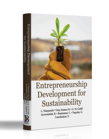 ENTREPRENEURSHIP DEVELOPMENT FOR SUSTAINABILITY