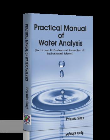 PRACTICAL MANUAL OF WATER ANALYSIS